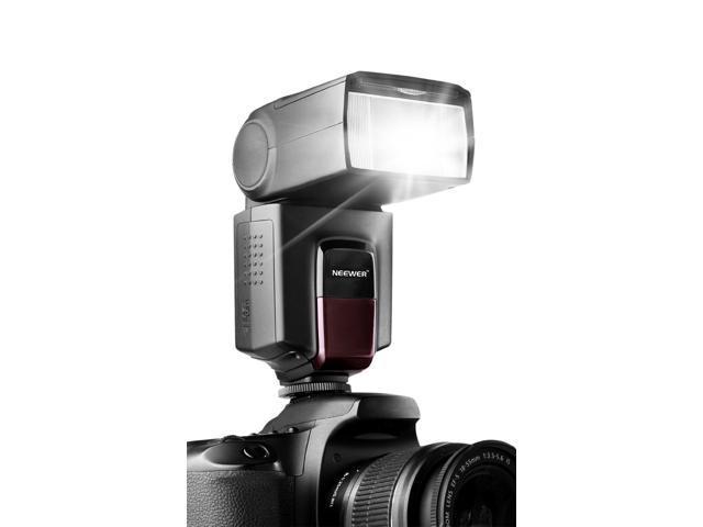 Neewer TT560 Flash Speedlite for Canon Nikon Sony Panasonic Olympus  Fujifilm Pentax Sigma Minolta Leica and Other SLR Digital SLR Film SLR  Cameras and