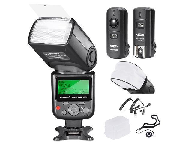Gadget Place TTL Flash Cable for Nikon D500 D5 D7200 D810A D5500