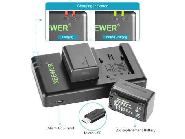 HC-V710 MICRO USB CHARGER for Panasonic HC-V130