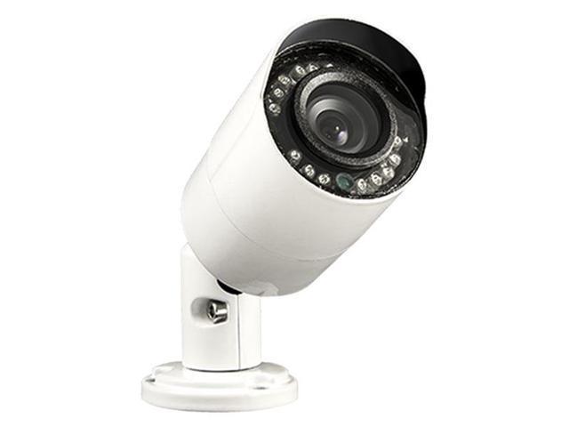 White KJM Mini Bullet Camera 800TVL