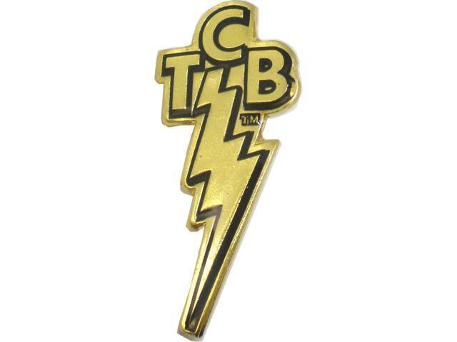 Elvis Presley TCB Logo Lapel Pin [Gold - 1