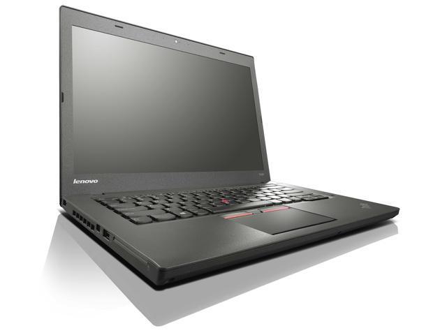 Lenovo T450 Ultrabook i5 5300U 2 3GHz 8GB 256GB SSD Webcam Windows 10  Professional 64Bit - Newegg com