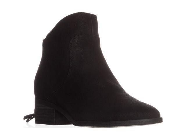 913ff0313e0 Lucky Brand Lahela Ankle Boots, Black Leather, 5.5 US - Newegg.com