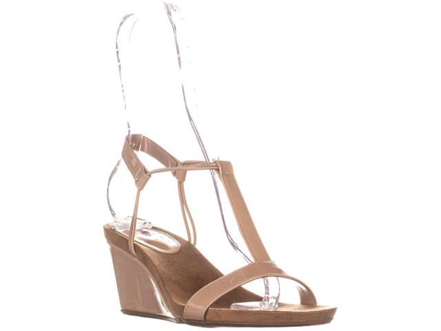 d6da71817555 SC35 Mulan T-Strap Wedge Sandals