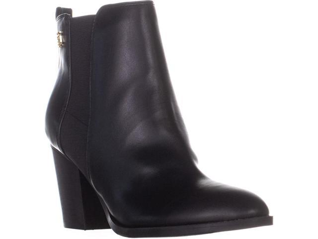 72a84a30405 Tommy Hilfiger Regise2 Ankle Boots, Black, 10 US - Newegg.com
