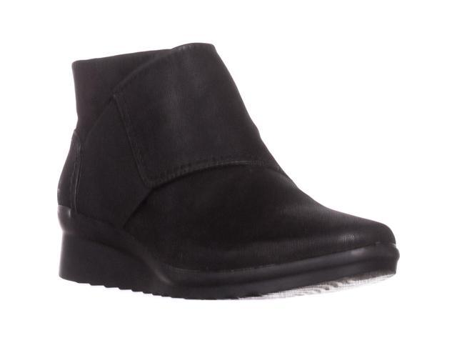 bd630d961df Cloudsteppers by Clarks Caddell Rush Wedge Booties