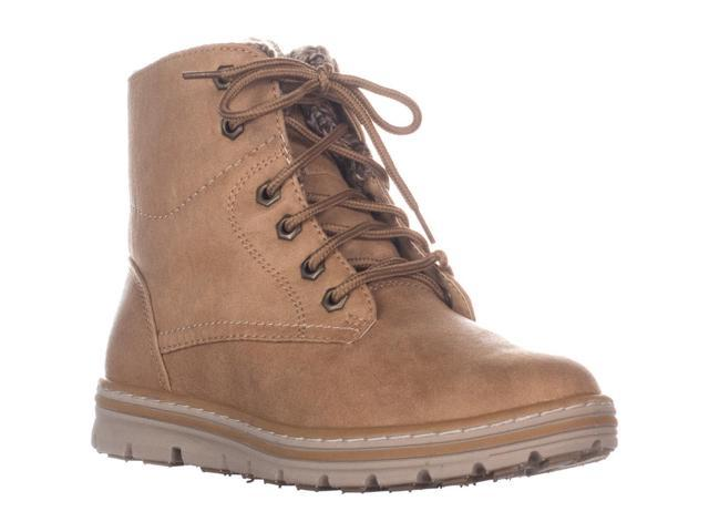 8dcf0279f68 Cliffs By White Mountain Keegan Ankle Boots , Wheat, 6.5 US - Newegg.com