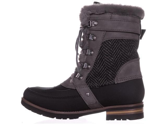 Brown Rock /& Candy Danlea Mid-Calf Winter Boots