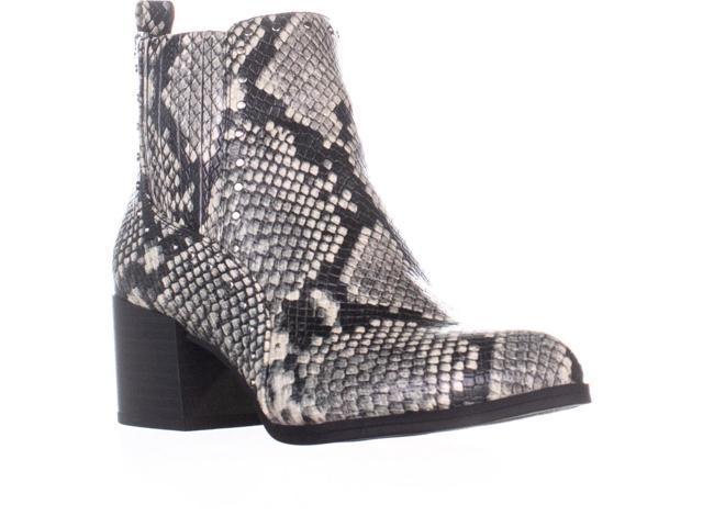 discount shop 2018 shoes available Circus by Sam Edelman Jenna Ankle Boots, Ivory Snake Print, 11 US ...