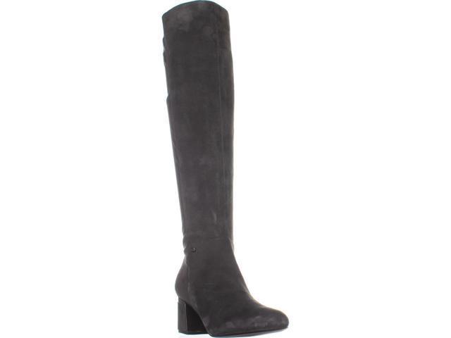 c7b8cb9f2a3 DKNY Cora Low-Heel Knee High Boots