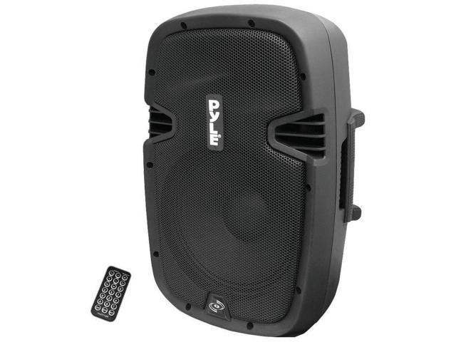 "Pyle PPHP837UB 8/"" 600W BLUETOOTH Powered Speaker USB//AUX//MP3 Input /& Remote"