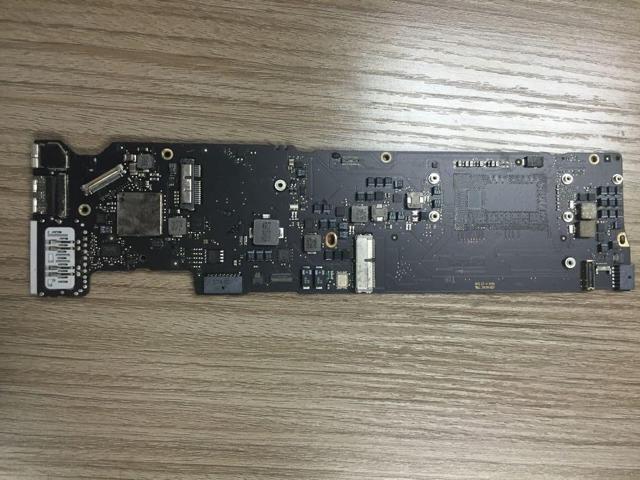 Refurbished: 820-3437 820-3437-A/B Faulty Logic Board For Apple MacBook Air  13
