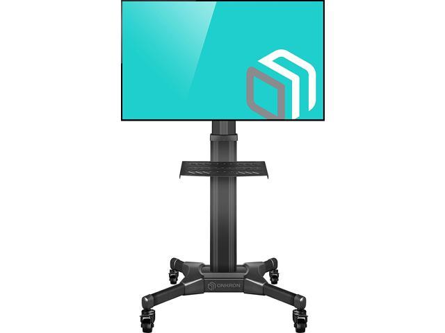 Onkron Mobile Tv Stand With Mount Rolling Cart For 32 55