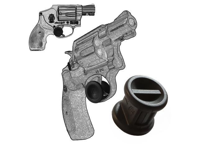 Two Trigger Stop Holsters For Smith & Wesson Revolver J Frame All Cal Blk  s16 - Newegg com