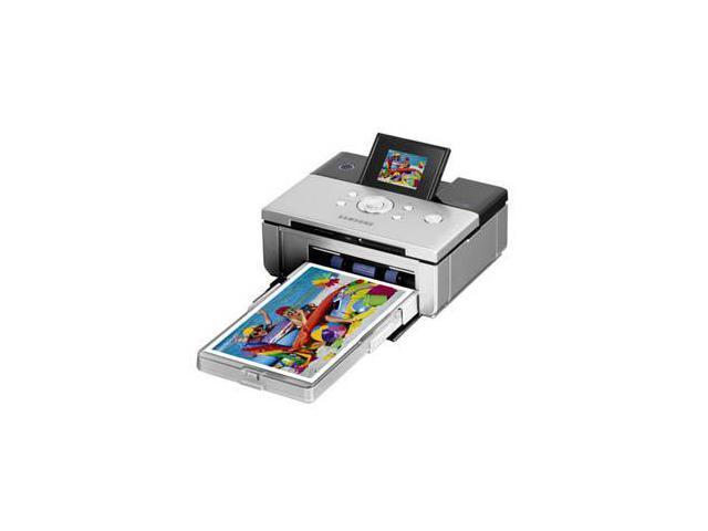 Image of Samsung SPP-2040 Dye Sublimation Printer