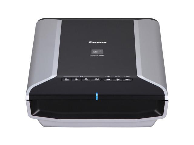 Canon Canoscan 5600f Flatbed Scanner 4800 Dpi Optical Newegg Com