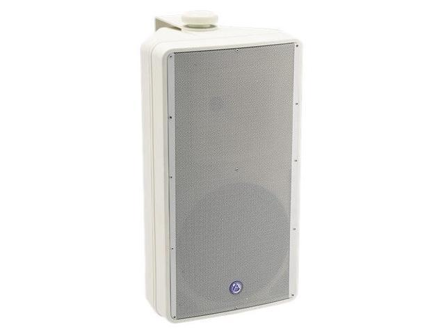 Atlas Sound - SM82TW - Atlas Sound SM82T-WH 150 W RMS Indoor/Outdoor  Speaker - 2-way - White - 65 Hz to 20 kHz - 8 Ohm - - Newegg com
