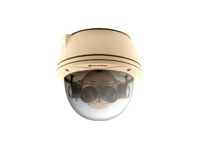 Arecont Vision AV8185DN-HB 8MP 180 Panoramic IP Security Camera Outdoor Dome