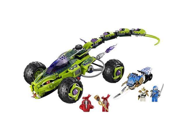 LEGO Ninjago 9445 Fangpyre Truck Ambush - Newegg com