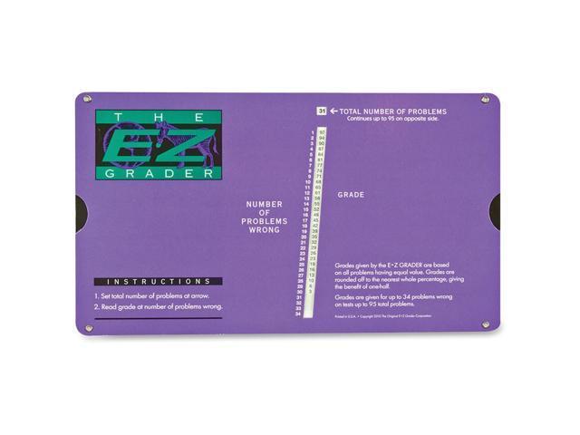 Advantus Grading Calculator Chart - Newegg com