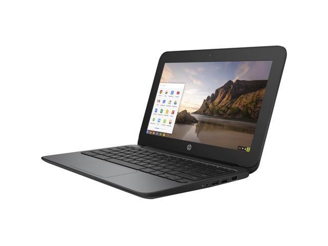 HP 11 G4 EE (V2W29UT#ABA) Chromebook Intel Celeron N2840 (2 16 GHz) 2 GB  Memory 16 GB eMMC 11 6