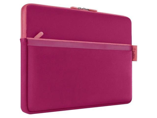 "Belkin Pocket Sleeve for Microsoft Surface 10"" (Punch Pink)"