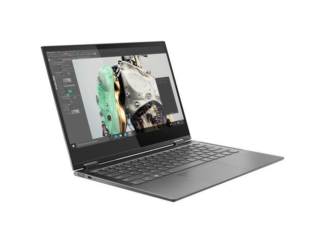 "Lenovo Yoga C630-13Q50 81JL0003US 13.3"" Touchscreen 2 in 1 Notebook - 1920 x 1080 - Snapdragon 850 - 8 GB RAM - 128 GB ..."