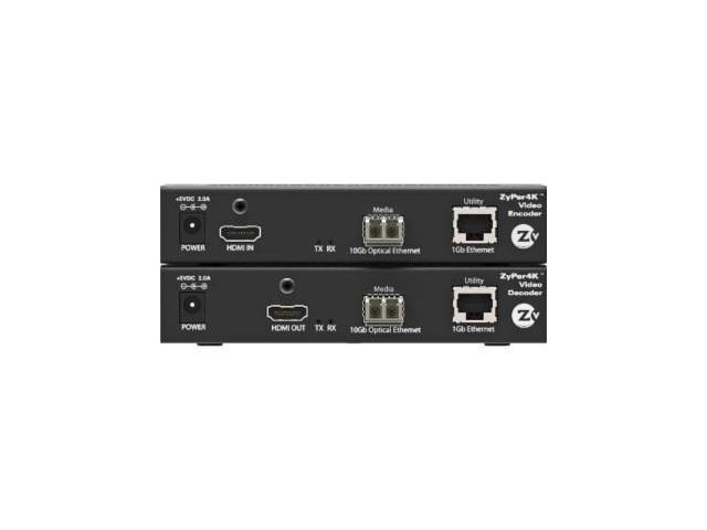 ZeeVee ZyPer4k 4K Over Ip Hypervelocity UHD Video Decoder/Encoder -  Newegg com
