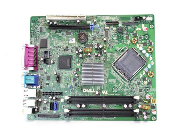Dell Optiplex GX745 SFF Motherboard assembly-CX533