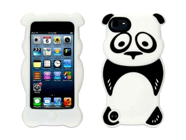 be8411ecbac Griffin Panda KaZoo Kids Case for iPod touch (5th/ 6th gen.) Fun animal  friends for iPod touch (5th gen) GB36173