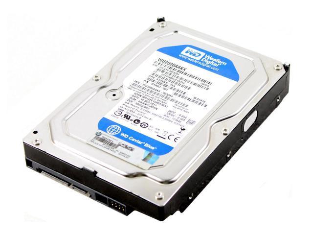 """Western Digital WD2500AAKX-603CA0 3.5/"""" 250GB 7200RPM SATA HDD Hard Drive"""