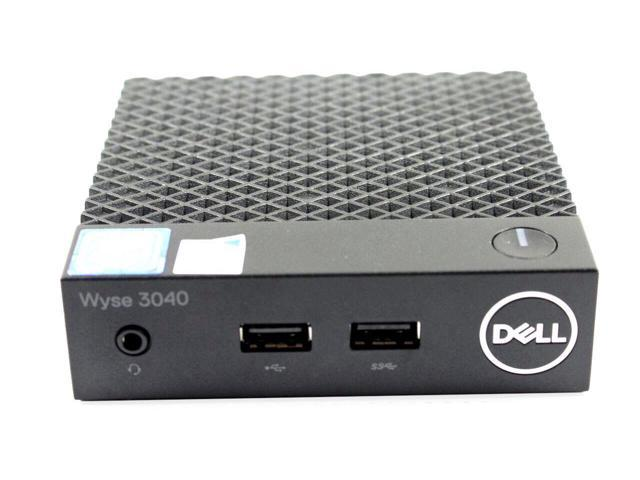 Refurbished: Dell Wyse N10D 3040 Thin Client Intel Atom x5-Z8350 1 44 GHz  2GB DDR3L 8GB SSD THIN OS 8 3 Ethernet RJ45 9D3FH-SP-DDD - Newegg com