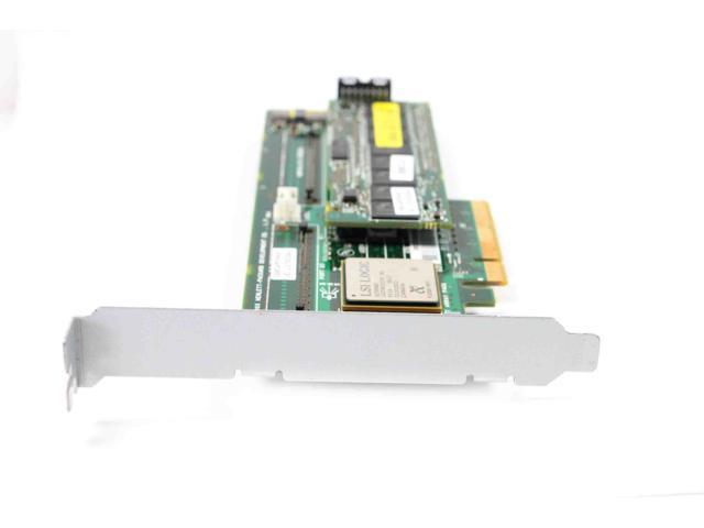 Used HP Smart Array 256MB SAS RAID CARD 447029-001 W// battery