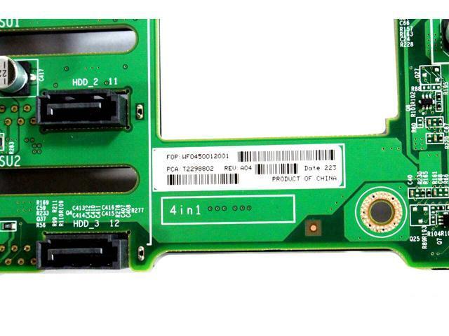5XC4T Dell PowerEdge C6100 SAS SATA 12 Bay 3.5/'/' HDD Backplane