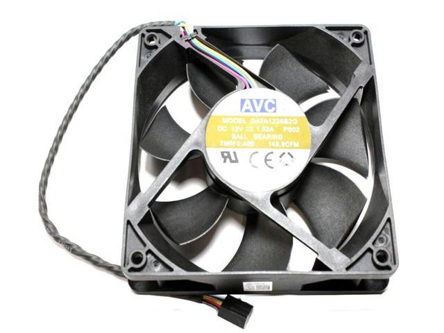3 Pin PC Case Fan Link Depot 2 Ball New Arcade or Computer 120mm Cooling Fan