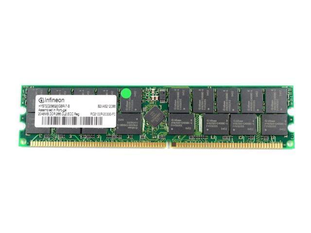 Dell PowerEdge 1600SC and Dell PowerEdge 2600 Server Memory 4GB 4 x 1GB Kit
