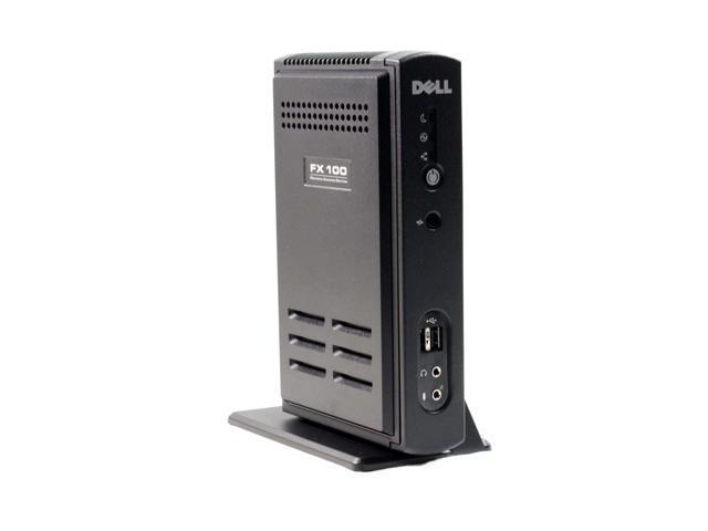 Remote Access Device Model DITTC10 Used DELL FX 100 FX100 Zero Client Solution