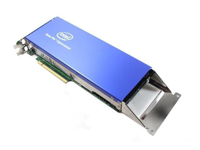 INTEL XEON PHI COPROCESSOR 3120P 6GB 57 CORES 1.1GHZ PCI-E
