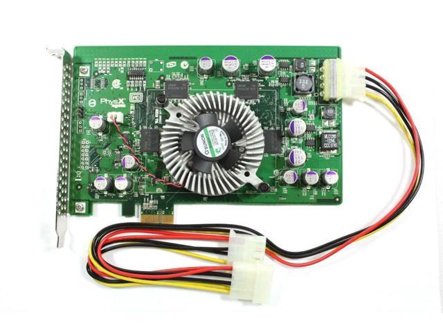 AGEIA PHYSX 100 SERIES PCI WINDOWS 7 X64 DRIVER DOWNLOAD