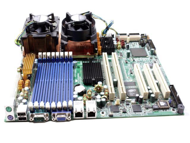 Intel Dual Xeon LGA 771 DDR2 667 Server Motherboard S5000PAL D13607-806