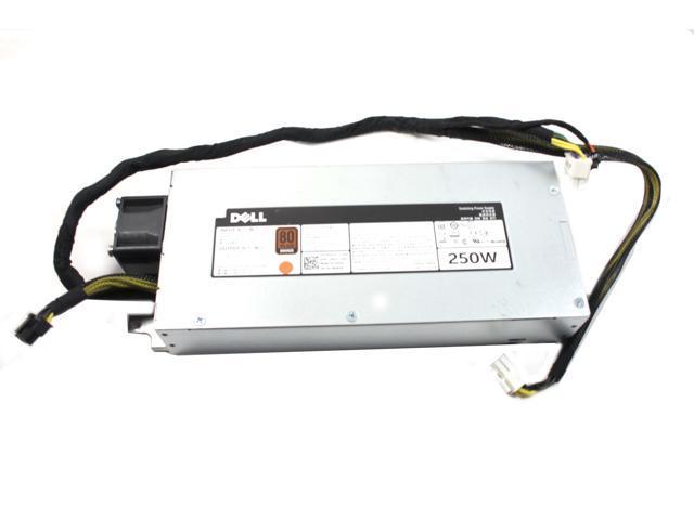 Refurbished: Dell PowerEdge R230 250W Internal Power Supply AC250E-S0 9J6JG  09J6JG - Newegg com