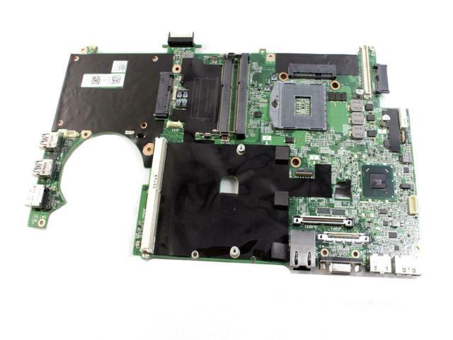 Dell Precision M6600 Intel PGA-988 Laptop Motherboard DDR3 eSATA Port NVY5D  0NVY5D CN-0NVY5D - Newegg com