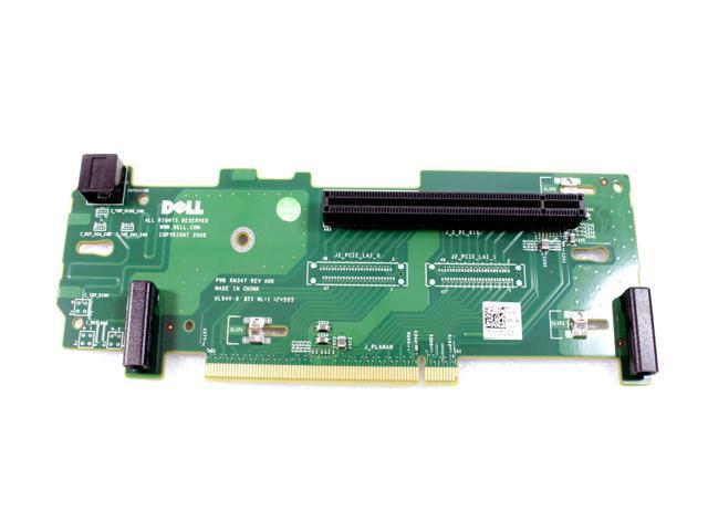 New Dell PowerEdge R710 PCI-E x16 Riser Card Board GP347 0GP347 CN-0GP347 -  Newegg com