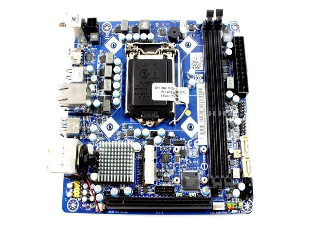 NEW Dell Alienware X51 Intel H61 Chipset LGA 1155/Socket DDR3 SDRAM 2 Slots  Motherboard s115X 6G6JW KM92T 8PG26 08PG26 - Newegg com