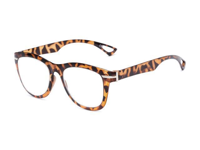 a3e02204d978 Readers.com   The Cerise Flexible Reader +1.00 Tortoise Reading Glasses