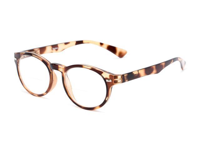 865faeeee41c Readers.com | The Ivy League Bifocal +2.50 Brown Tortoise Reading Glasses