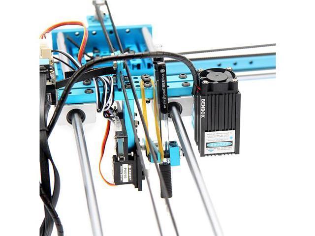 Seeedstudio Laser Engraver Upgrade Pack for XY-Plotter Robot Kit V2 0 -  Newegg com