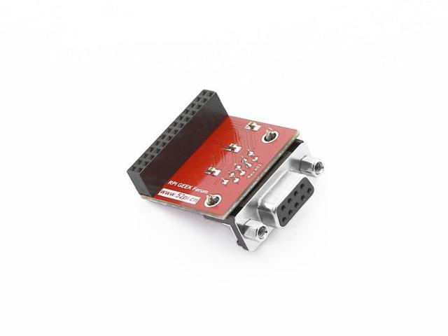 Seeedstudio Raspberry Pi GPIO to Serial port