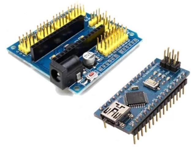 Cailiaoxindong Leonardo R3 Microcontroller Atmega32u4