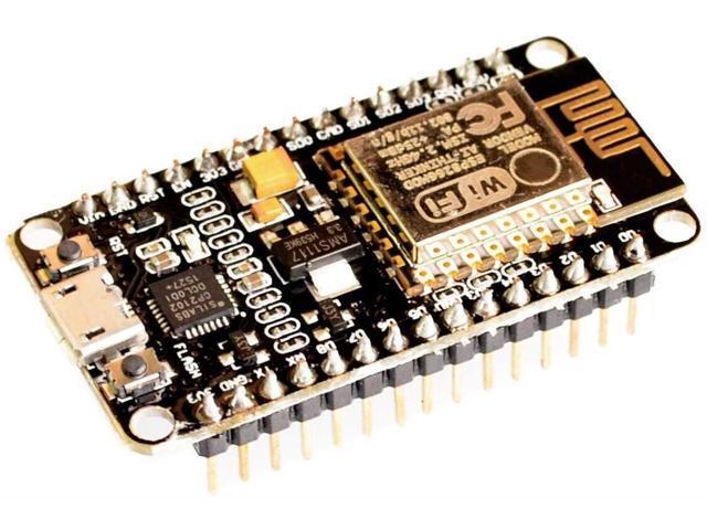 5X New Wireless Module NodeMcu Lua ESP8266 ESP-12E CH340G WiFi Network Development Board Module